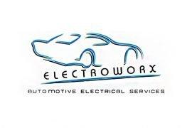 Electroworx Logo Design