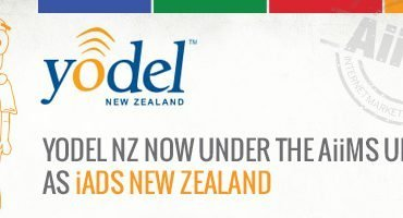 Yodel NZ under the i-ADS NZ Umbrella