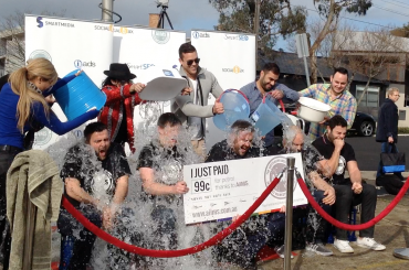 i-ADS NZ Group Directors Complete The Ice Bucket Challenge!