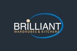 Brilliant Kitchens and Wardrobes Logo Design