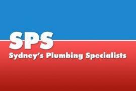 SPS Plumbers Logo Design